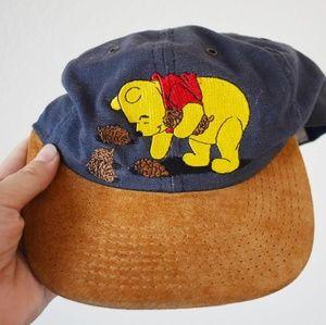 Vintage Disney cap Winnie the Pooh